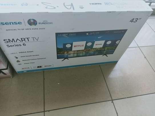 "Hisense 43"" smart digital tv image 1"