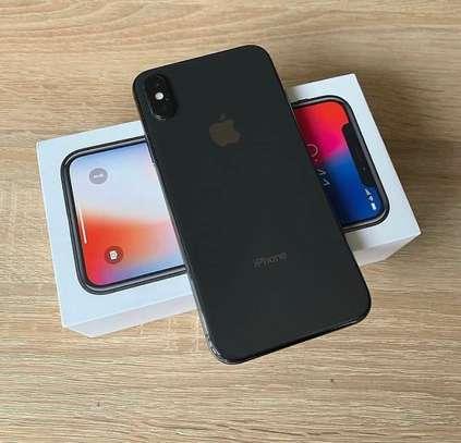 Iphone X *silver* *256gb* image 3