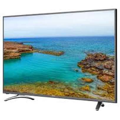 Vision Android 50 inches Smart Digital UHD-4K Frameless TVs image 1