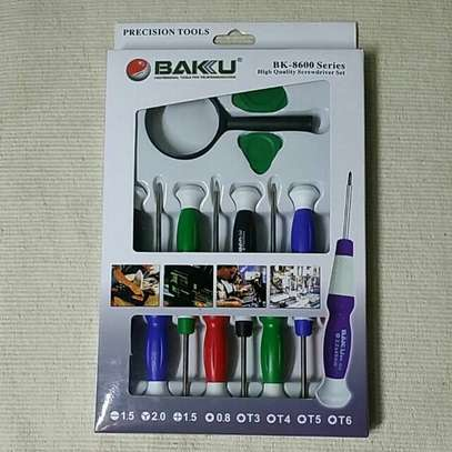 BAKU BK-8600 SCREWDRIVER SET image 6