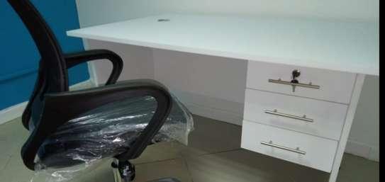 1.2 Meter Office Desk & Chair image 1