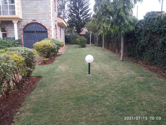 Spacious 4 bedroom home to to let@ Garden estate image 13