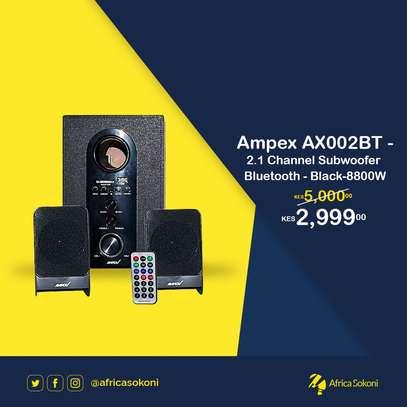 Ampex 2.1 channel subwoofer image 1