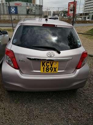 Toyota vitz 2012 image 3
