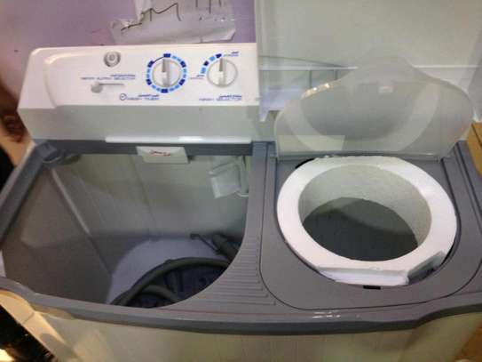 Fresh washing machine 9 kg wash and spin FWT10500NA image 2