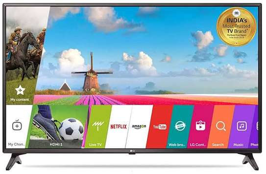 LG 43 inches Smart Digital TVs image 1