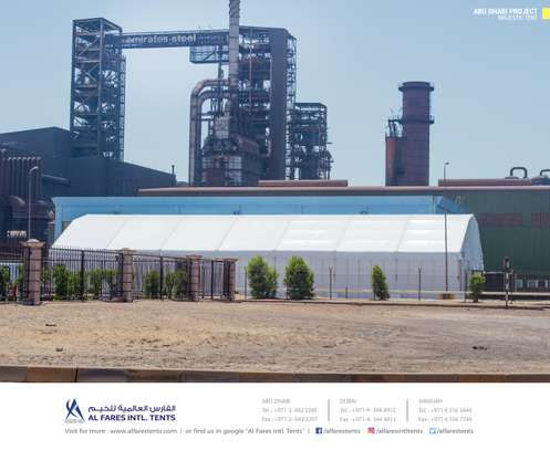 Tents & Marquees For Hire | For Sale | Al Fares Intl Tents image 9