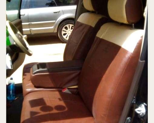 Pioneer Car Seat Covers