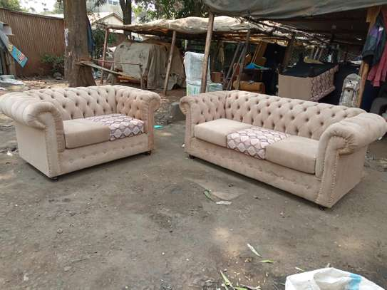 5 seater 3+2 Chesterfield