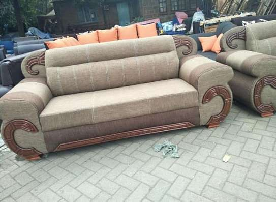 7 seater benze sofa set