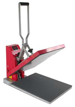 Intelligent Digital Clamshell Heat Press. image 1