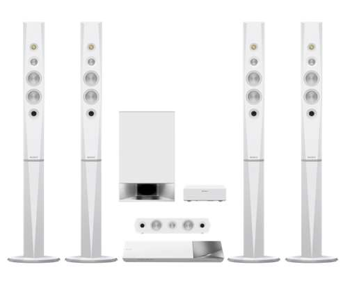 Sony Home Theatre System  N9200WL -White image 1