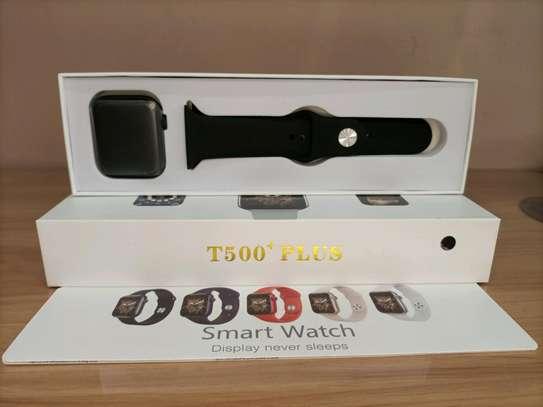 T500 plus smart watch image 2
