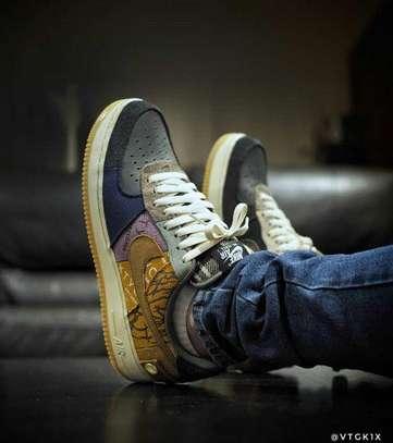 X travis shoes image 1