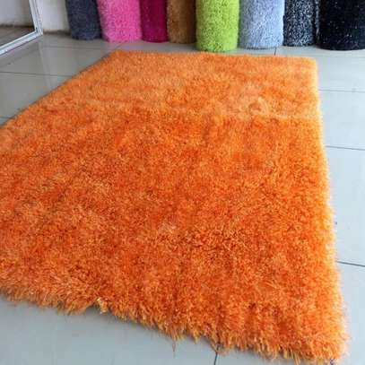 PREMIUM 5*8 FLUFFY CARPET image 4