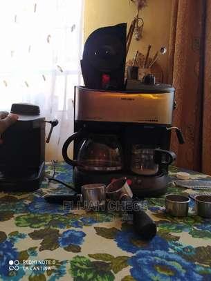 2 Espresso Machines on Sale image 1