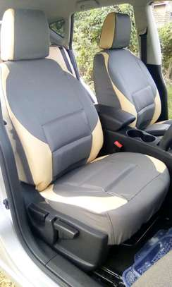 Industrialised car seat covers
