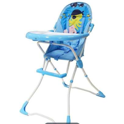 Baby Feeding Chair-Blue. image 1