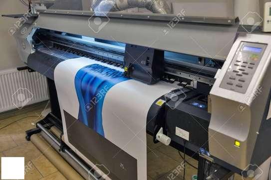 Large Fomart Printing Machine image 1