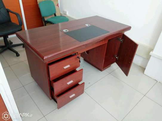 1.2m Brand new executive office desk image 3