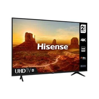 Hisense New 50 inches Smart UHD-4K Digital Frameless Tvs image 1