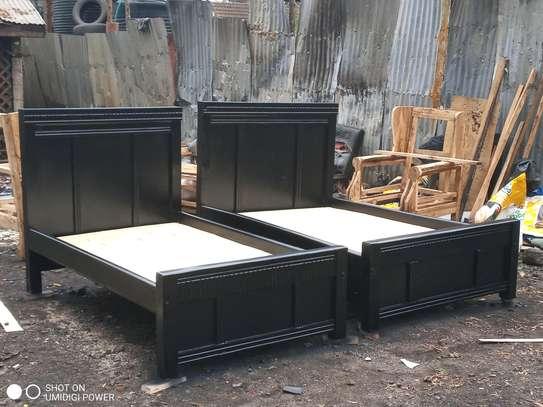 4by6 mahogany bed image 1