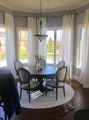 Five seater Dining set/modern dining sets/five dining chairs image 1