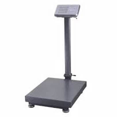 electronic platform scales up to 100kg image 1