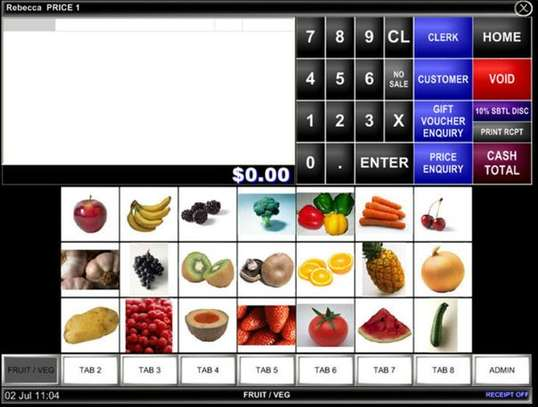 Restaurant,Hotel,Club,Bar and Supermarket Point of Sale Software & Setup POS