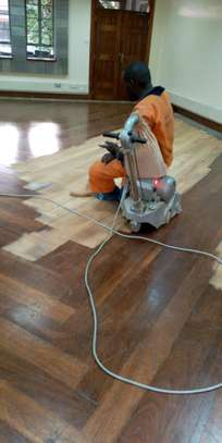 Wooden Floor Sanding & Varnishing
