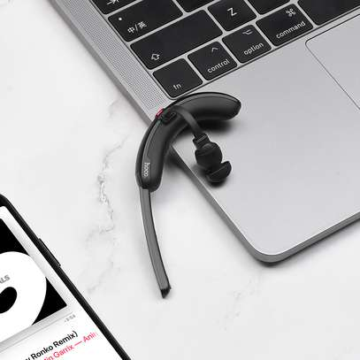 hoco. S7 Delight wireless headset single ear earphone with mic image 3