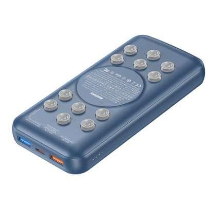 REMAX RPP-207 22.5W 20000MAH WIRELESS USB-C POWER BANK image 1