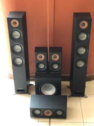 Jamo S 809 HCS 5.1 Home Cinema Speaker System image 1