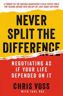 Never Split The Difference image 1