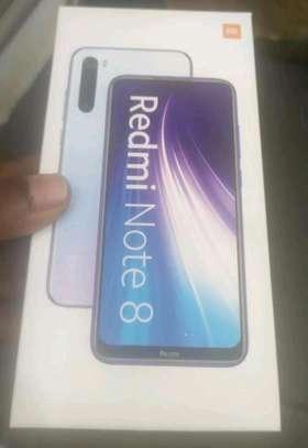 Redmi note 8. 128GB image 1