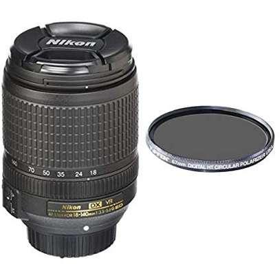 Nikon Lense 18-140mm image 1