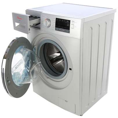 RAMTONS FRONT LOAD FULLY AUTOMATIC 7KG WASHER 1400RPM + FREE PERSIL GEL- RW/144 image 3