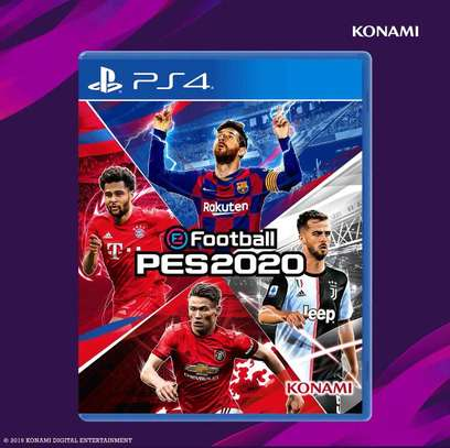 Pro Evolution Soccer 2020 PES 2020 for PS4