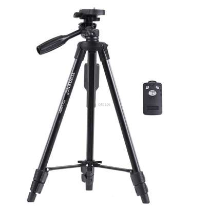 Tripod YUNTENG VCT-5208 Bluetooth Remote Controller For Mobile Phone image 4