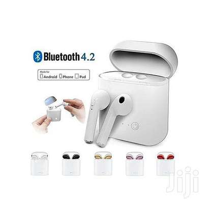 I7s Bluetooth Wireless Music Airpods Stereo image 1