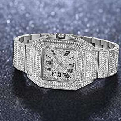 Pin Tim Iced Out Watch image 3