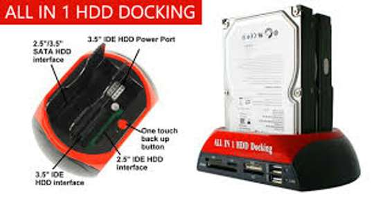 ALL IN ONE HARDISK DOCKING
