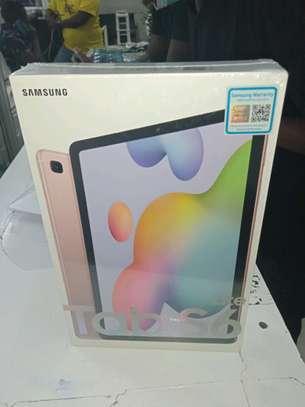 Samsung Tab S6 Lite 64gb 4gb Ram 10.4 inch(stylus support) 4G network image 1