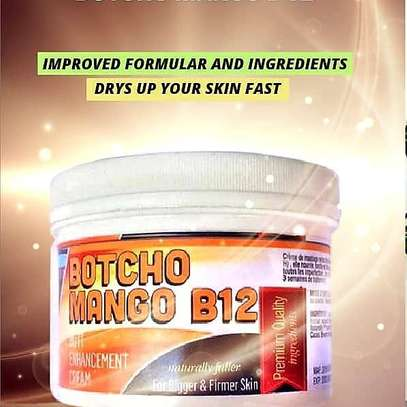 Botcho Mango B12 Butt Enhancement Cream - Yellow