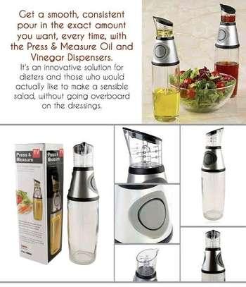 Oil and vinegar dispenser image 1