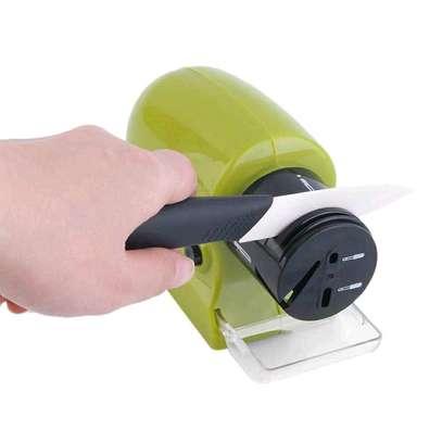 Electric knife sharpener image 2