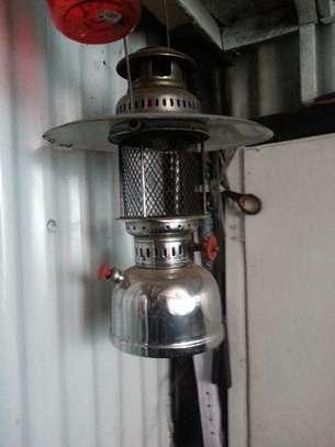 Anchor Pressure lamp