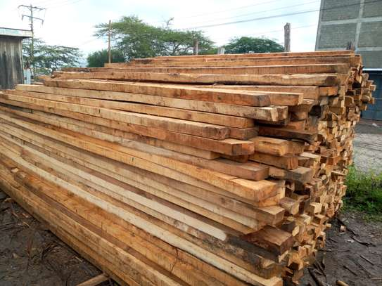 Cypress roofing timber