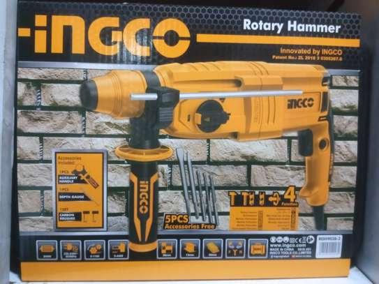 Rotary hammer 800w Ingco image 2