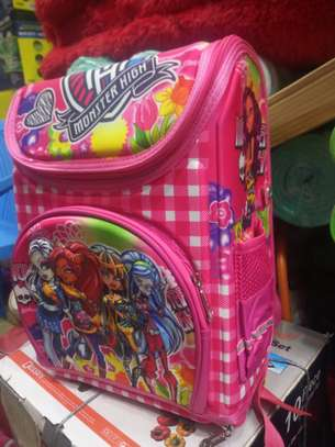 Kid foldable/ collapsible bag image 2